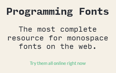 ProgrammingFonts01