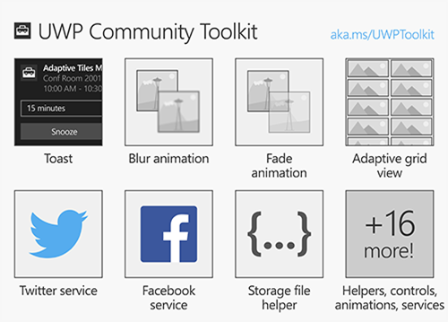 UWP-community-toolkit-overview
